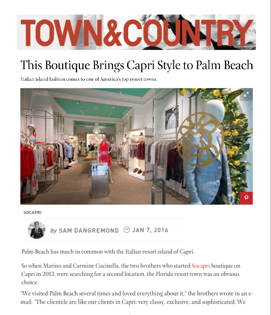 Town&Country - 07/01/2016
